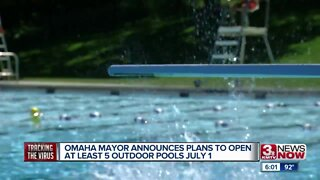 Mayor Stothert announces plans to open at least 5 outdoor pools July 1