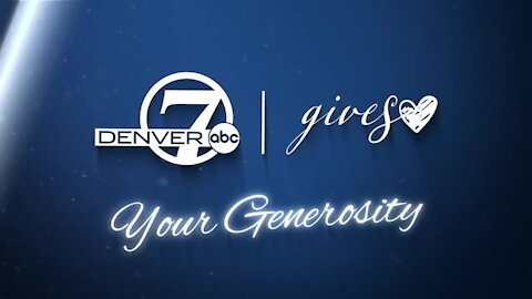 Denver7 Gives: How your generosity helps Coloradans