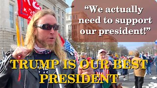 Americans Say! We Actually Need To Support Our President | Washington DC | 2020-12-12