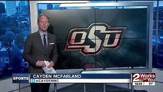 Oklahoma, Oklahoma State square off in first ever Women's College World Series Bedlam; Oklahoma State Baseball shuts out Harvard in OKC Regional opener