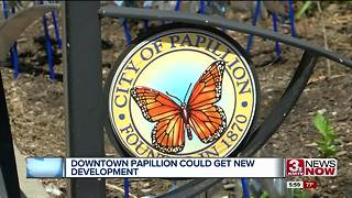 Downtown Papillion could get new development - Video