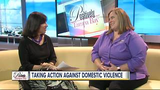 Positively Tampa Bay: Taking Action Against DV - Video