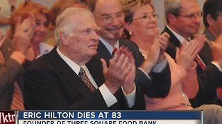 Three Square Food Bank founder dies at 83 - Video