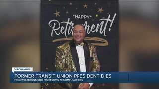 Former DDOT transit union president dies of COVID-19 complications