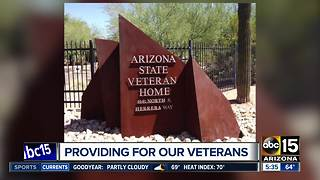 Ducey asking VA to speed up funding for two new housing facilities - Video