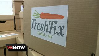 Local business brings farm fresh food to you - Video