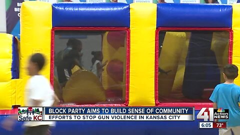 Block party aims to build sense of community