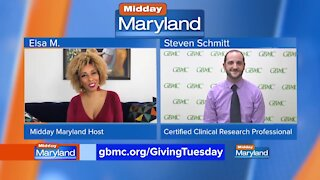 GBMC - Clinical Trials and Giving Tuesday