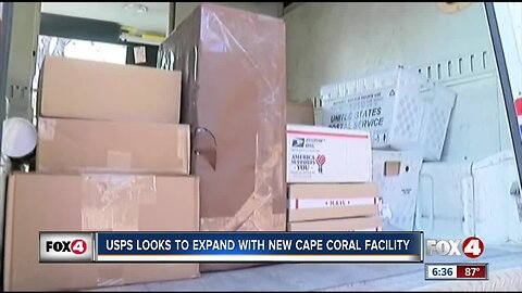 Cape Coral Post Office to expand