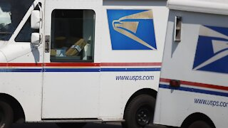 Postal worker attacked and carjacked