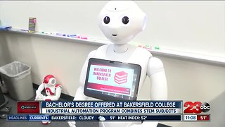 Bakersfield College students combine robotics with engineering through Industrial Automation Program