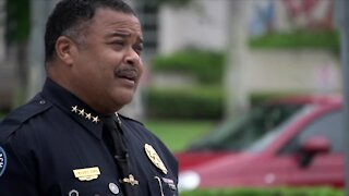 Delray Beach police chief talks about impact of the killing of George Floyd