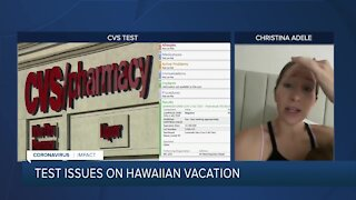 San Diego mom says Hawaii rejected valid negative COVID-19 test results