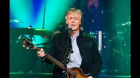 Sir Paul McCartney is in a yoga group with Alec Baldwin: 'It's called The Yoga Boys'