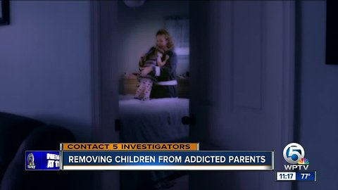 Foster care crisis: How opioids are affecting children
