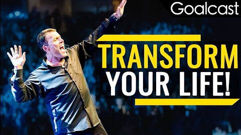 Transform Your Life In 7 Minutes Tony Robbins