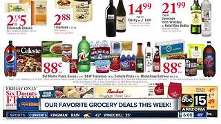 Best deals at grocery stores this week - Video