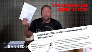 Now That COVID-19 Vaccines Have Been Caught Containing HIV