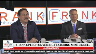 LIVE (Continued): Mike Lindell launches new platform, Frank Speech to fight tech censorship 4/20/21