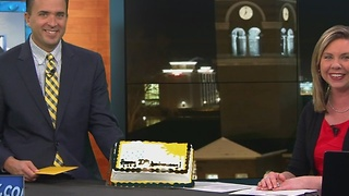 Cameron's 20th Anniversary at NBC26 - Video