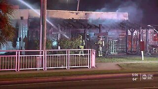 Fire severely damages Pasco County ministry helping homeless