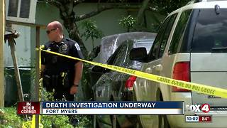 Death investigation in Dunbar community - Video