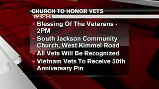 Local church to honor Veterans