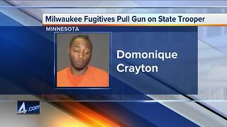 Milwaukee woman tries to shoot Minnesota trooper - Video