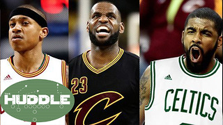 Which NBA Team Won the Offseason?  The Huddle - Video
