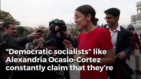 Ocasio-Cortez Makes Push To Keep Her Constituents Poor