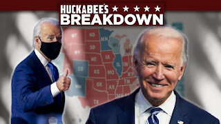 There's ONE THING Biden Could Do To SAVE The Election | Breakdown | Huckabee