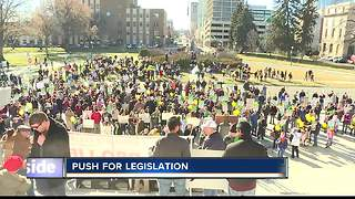 Boise Right to Life March - Video