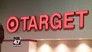 Crews on scene of reported fire at Target location - Video