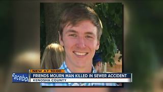 Kenosha rugby team mourns loss of player killed in Illinois workplace accident - Video