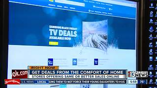 Where to find Black Friday deals without waiting in line - Video