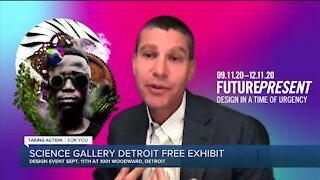 The Science Gallery Detroit presents : FUTURE PRESENT