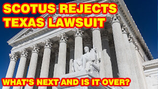 BREAKING: Supreme Court Rejects Texas Lawsuit Claiming Fraud In Swing States In Hearing In SCOTUS