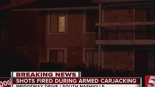 3 Unrelated Armed Carjackings Happen In 1 Night - Video
