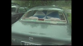 From 2002: F3 Tornado hits Martinsville, central Indiana - Video