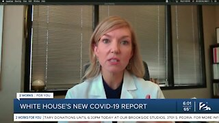 White House coronavirus task force cautions Oklahomans on COVID-19 situation