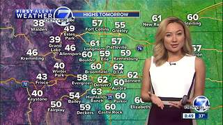 Weather: Warm and dry through the weekend in Colorado - Video