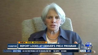 Report looks at Denver's Pre-K program