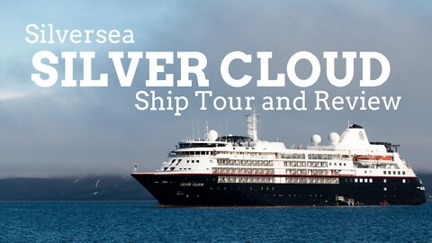 Silversea Silver Cloud Expedition Cruise Ship (Tour & Review)
