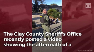 Clay County Sheriff Gives Thugs a Look Into What a SWAT Raid Is Like
