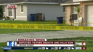 Man accused of murdering his son in Lehigh Acres - 7am live update - Video