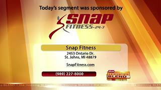 Snap Fitness - 2/23/18 - Video