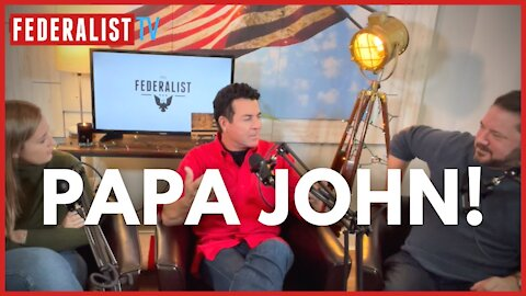 PAPA JOHN Schnatter Dishes On Woke Corporate Culture (And Pizza)