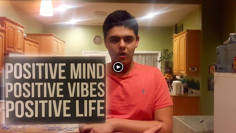 Affirmation 01 - Positive Mind from Autistic child, Darian