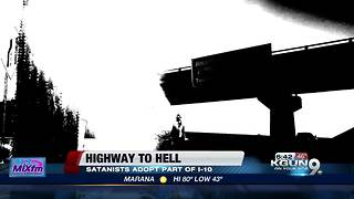 Arizona's Highway to Hell adopted by Satanic Temple - Video