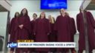 Medina County Jail choir getting noticed, inspiring female inmates - Video